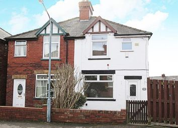 Thumbnail 3 bed semi-detached house for sale in Devonshire Avenue East, Hasland, Chesterfield, Derbyshire