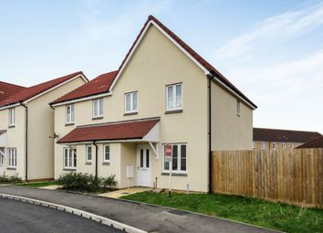 Thumbnail 3 bed semi-detached house for sale in Stockmoor Drive, North Petherton, Bridgwater
