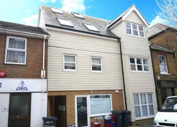 Thumbnail 1 bedroom flat to rent in Mortimer Street, Herne Bay, Kent