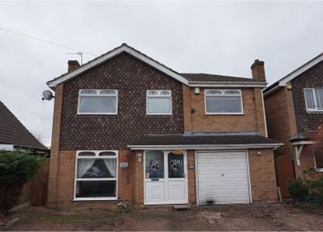 Thumbnail 4 bed detached house for sale in Oakfield Drive, Sandiacre