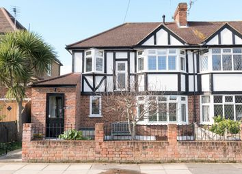 Thumbnail 3 bed end terrace house for sale in Latchmere Lane, Kingston Upon Thames