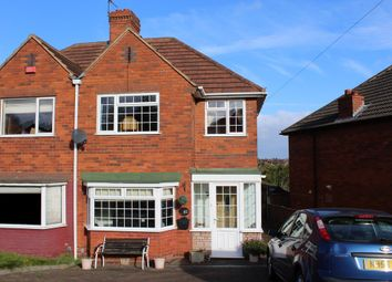 Thumbnail 3 bed semi-detached house for sale in Longstone Road, Great Barr, Birmingham.