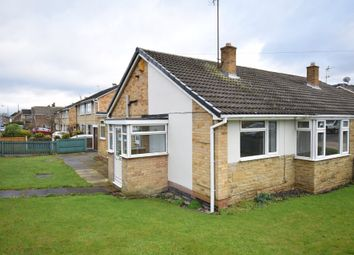 Thumbnail 2 bed semi-detached bungalow to rent in Slack Lane, Crofton, Wakefield