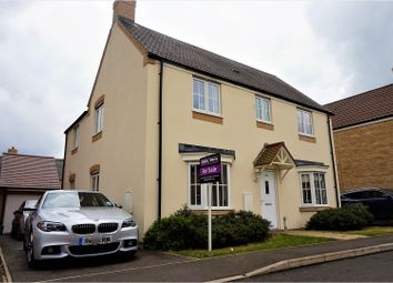 Thumbnail 4 bedroom detached house for sale in Oak Lane, Peterborough