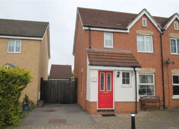 Thumbnail 3 bed semi-detached house to rent in Hill House Drive, Chadwell St Mary, Essex