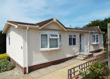 Thumbnail 2 bed detached house for sale in Bedwell Park, Witchford, Ely