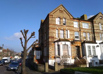 Thumbnail 9 bed end terrace house for sale in Cheriton Road, Folkestone, Kent