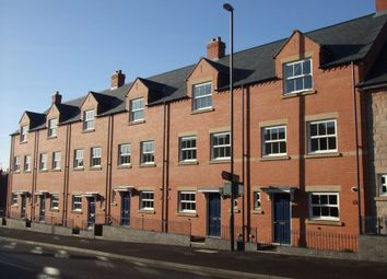Thumbnail 4 bed town house to rent in 9 Speeds Court, King Street, Alfreton