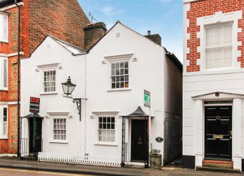 Thumbnail 1 bed terraced house for sale in Castle Mews, Chapel Street, Berkhamsted