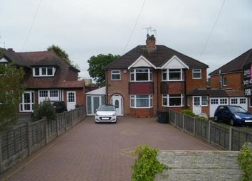 Thumbnail 3 bedroom semi-detached house for sale in Redditch Road, Kings Norton, Birmingham, West Midlands