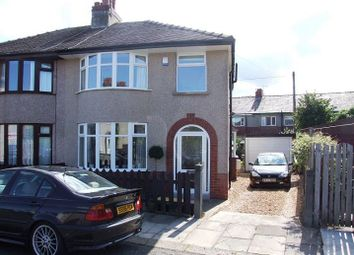 Thumbnail 3 bed semi-detached house to rent in Lincoln Road, Lancaster