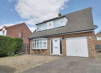Thumbnail 3 bed detached house for sale in Sands Lane, Scotter, Gainsborough
