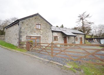 Thumbnail 3 bed detached house for sale in Llanfynydd Road, Carmarthen