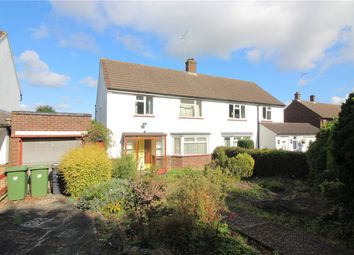 Thumbnail 3 bed semi-detached house for sale in Carrington Avenue, Borehamwood, Hertfordshire