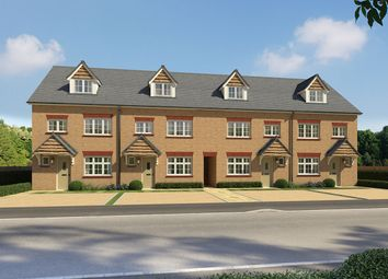 """Thumbnail 4 bedroom terraced house for sale in """"Grantham Mid"""" at Eurolink Way, Sittingbourne"""