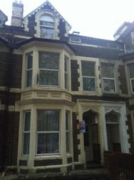 Thumbnail 3 bed flat to rent in Howard Gardens, Cardiff