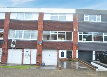 Thumbnail 4 bed town house for sale in Edgewood Drive, Orpington, Kent