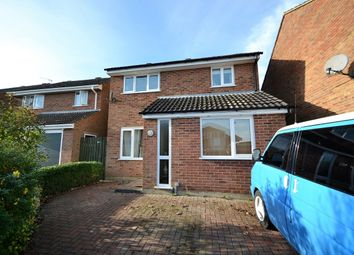 Thumbnail 3 bedroom detached house for sale in Brackenborough, Brixworth, Northampton