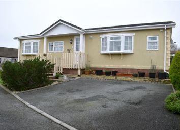 Thumbnail 2 bed bungalow for sale in Hill Farm Park, Pembroke Dock, Pembrokeshire
