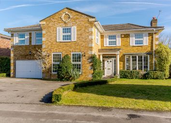 Thumbnail 5 bed detached house for sale in Watermans Way, Wargrave, Berkshire