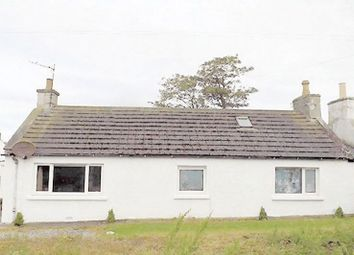 Thumbnail 2 bed semi-detached house for sale in Hillview Cottage And Plot, Porthmahomack Tain IV201Yr