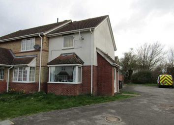 Thumbnail 2 bed end terrace house for sale in Meadow Close, Chatteris