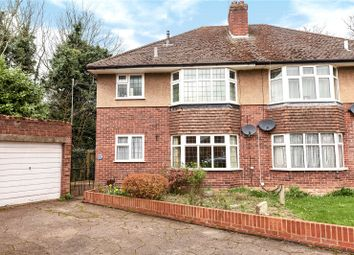 Thumbnail 1 bed maisonette for sale in Kent Gardens, Ruislip, Middlesex