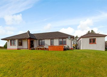 Thumbnail 4 bed detached house for sale in 51 Mellon Charles, Aultbea, Achnasheen, Ross-Shire