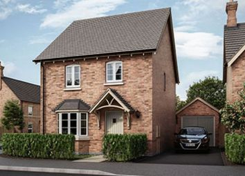 Thumbnail 3 bed detached house for sale in The Watermead, Hilltop View, Burton On Trent
