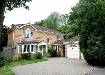 Thumbnail 5 bed detached house to rent in Withybed Way, Thatcham