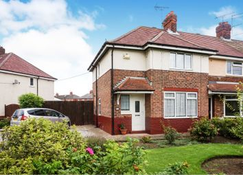 Thumbnail 3 bed terraced house for sale in Cranbrook Avenue, Hull