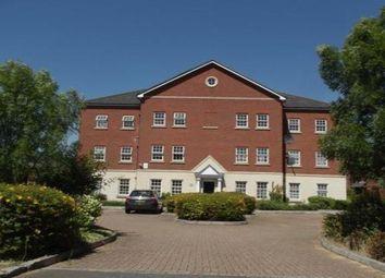 Thumbnail 2 bedroom flat to rent in Swanwick Lane, Broughton, Milton Keynes