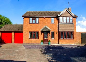 Thumbnail 4 bed detached house for sale in 7 Kiln Close, West Hallam