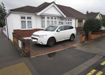 Thumbnail 3 bed semi-detached bungalow to rent in Somerville Road, Chadwell Heath, Romford
