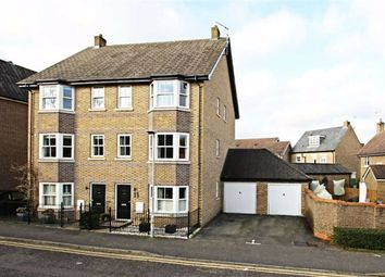 Thumbnail 4 bed semi-detached house for sale in Stag Lane, Berkhamsted, Hertfordshire