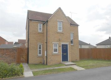 Thumbnail 3 bed detached house for sale in Greyfriars Close, Scunthorpe