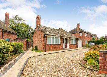 Thumbnail 3 bed detached bungalow for sale in Mansel Drive, Old Catton, Norwich