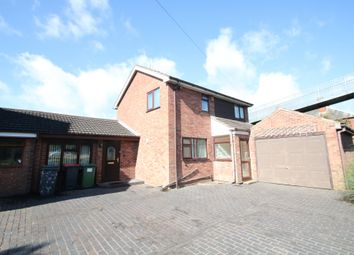 Thumbnail 4 bed link-detached house for sale in Watling Street, Dordon, Tamworth
