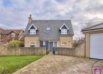 4 bed detached house for sale in Moat Close, Colne, Huntingdon PE28