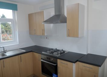 Thumbnail 1 bed flat to rent in Glebe Avenue, Mitcham, London