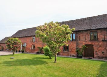 Thumbnail 5 bed barn conversion for sale in Moreton Street, Rural Prees