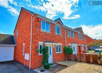 Thumbnail 3 bed end terrace house for sale in Harter Row, Warndon, Worcester