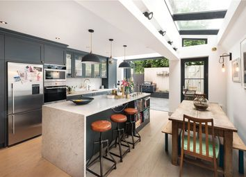 Thumbnail 4 bed terraced house for sale in Bracewell Road, North Kensington, London