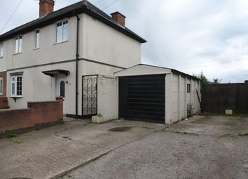 Thumbnail 3 bed semi-detached house to rent in Moat Street, Wigston