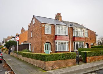 Thumbnail 3 bed semi-detached house for sale in Clairville Road, Middlesbrough