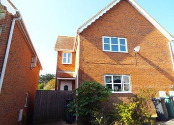 Thumbnail 2 bed maisonette for sale in Freshwater, Isle Of Wight, .