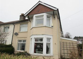 Thumbnail 3 bed end terrace house for sale in Caerau Park Crescent, Cardiff
