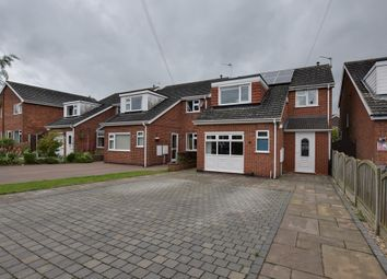 Thumbnail 3 bed detached house for sale in Midfield Way, Keelby, Grimsby
