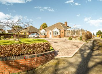 Thumbnail 2 bed detached bungalow for sale in Delamere Street, Winsford