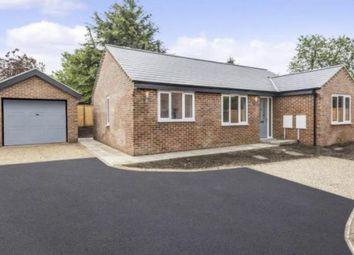 Thumbnail 2 bedroom bungalow for sale in Fakenham, Norfolk
